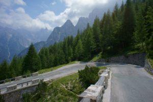Road to Vrsic