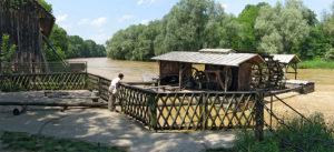 Babic mill on river Mura