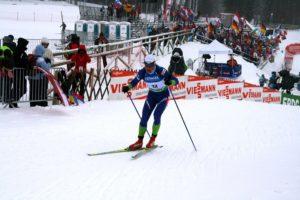 Ski center Rogla
