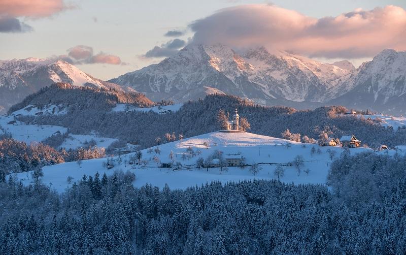 Slovenian countryside