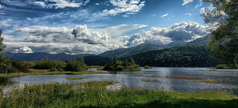 Cerknica Lake