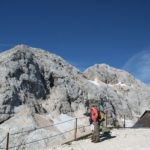 Climbing mount Triglav will take you through beautiful nature