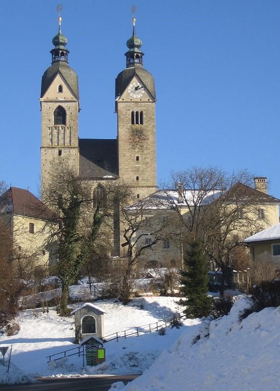 Church of Maria Saal