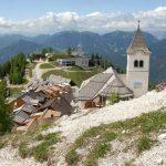 Where Italy meets Slovenia and Austria